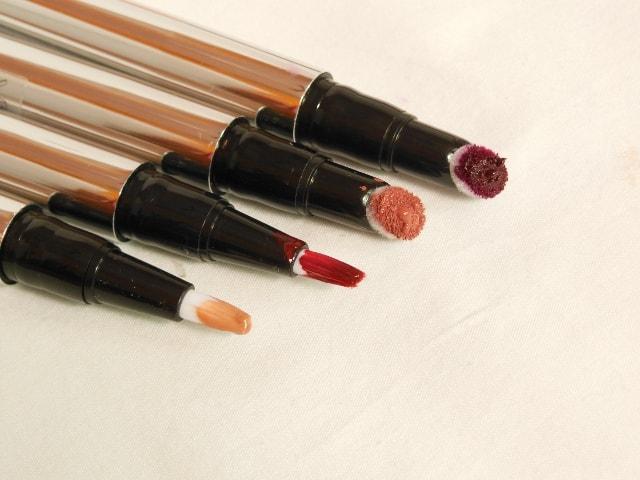 Ellis Faas Lip Color Cream and Glosses Shades