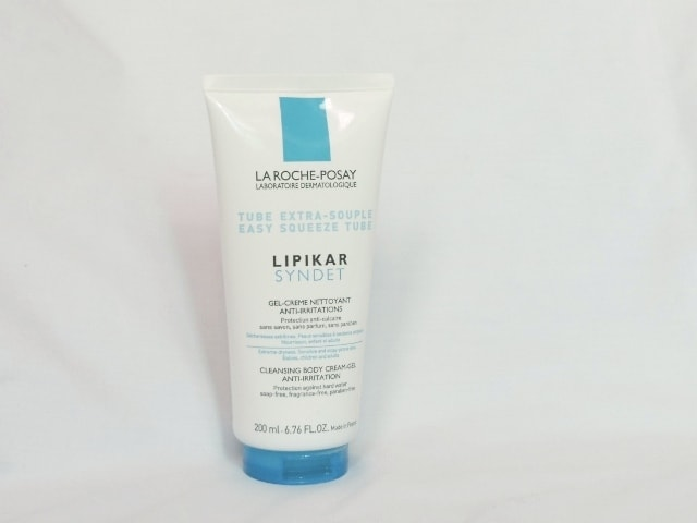 La Roche Posay Lipikar Syndet Cleansing Body Cream Gel Review