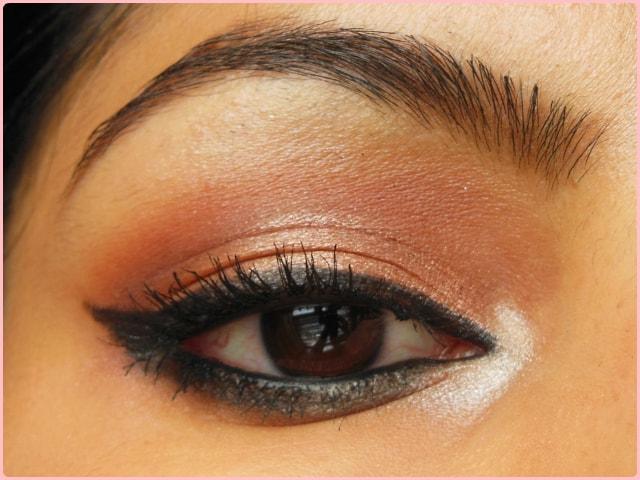 PAC Cosmetics Intense Duo Eyeliner Pencil EOTD