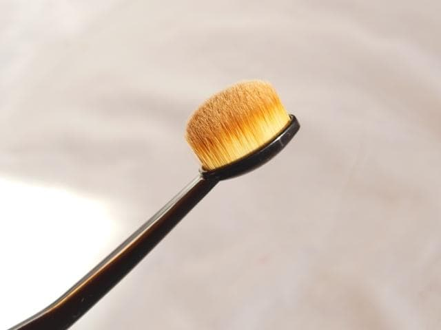 PAC FSml Contouring Brush Review