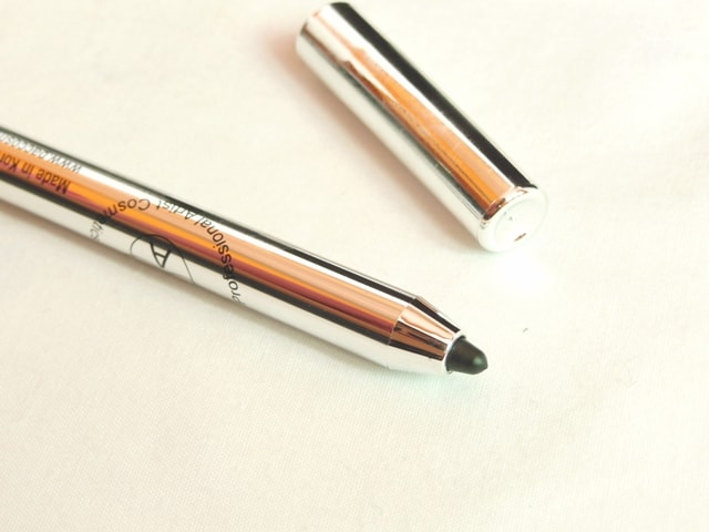 PAC Intense Duo Eyeliner Pencil Black Review
