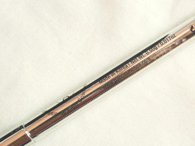 PAC Intense Duo Eyeliner Pencil Made in Korea
