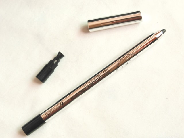 PAC Intense Duo Eyeliner Pencil with Sharpener