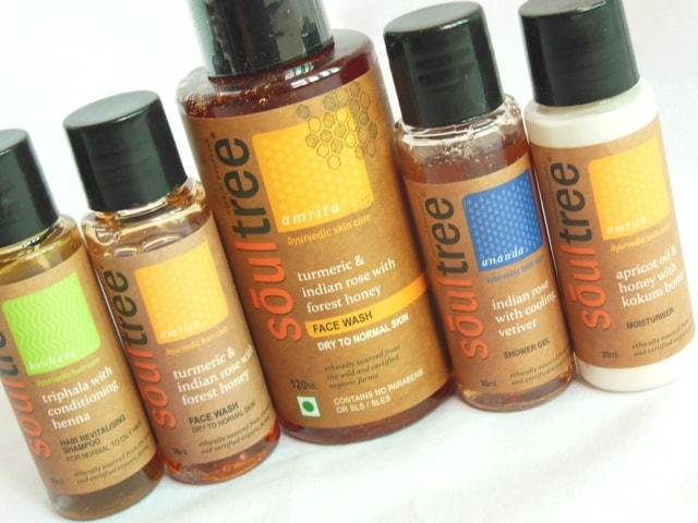 Soultree Ayurvedic Natural Skincare Range