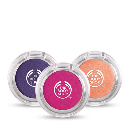 Best Eye Shadows in India- The Body Shop