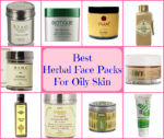 10 Best Herbal Face Packs for Oily Acne Prone Skin