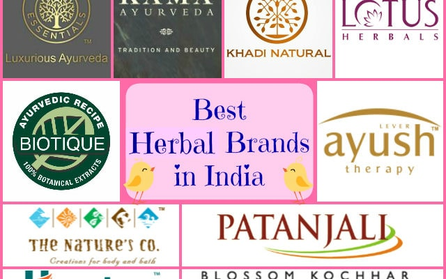 Best Herbal Skincare Brands in India