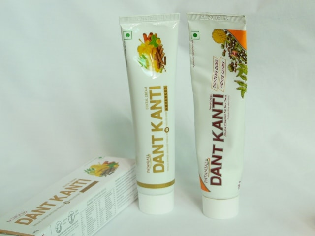 Patanjali Products - Dant Kanti Dental Cream