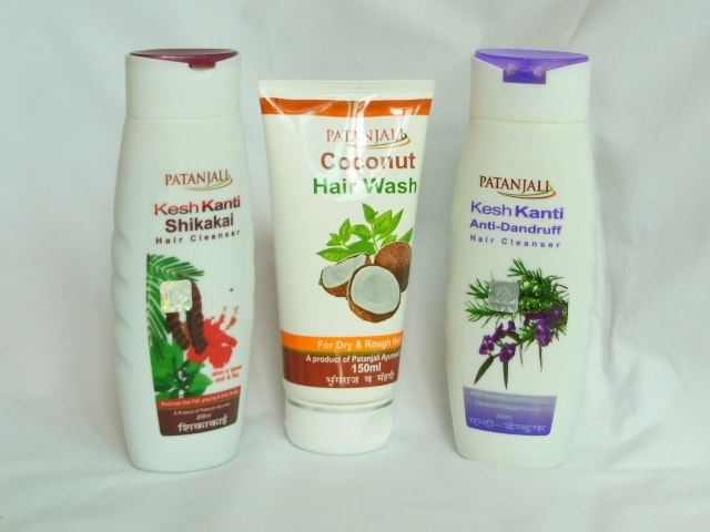 Patanjali Products - Shampoos