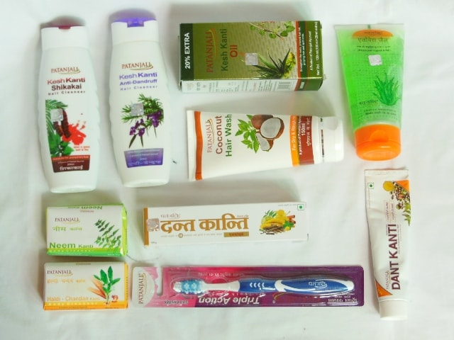 Patanjali Products Skin care and Hair care haul