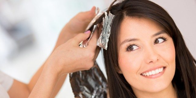 Seven mistakes to avoid a week before your wedding- New Hair Color
