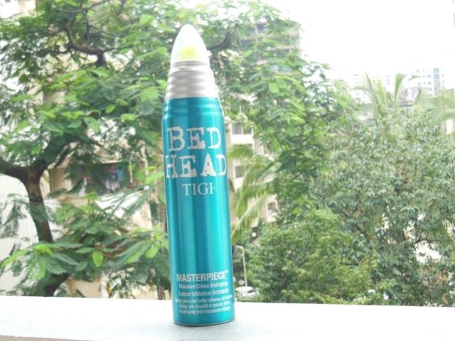 TIGI Bed Head Masterpiece Massive Shine Hairspray