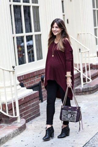 5 ways to look stylish during pregnancy