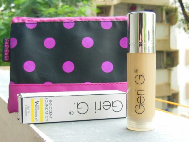 August Fab Bag 2016 - Geri G Foundation