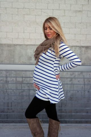 How to Style During Pregnancy