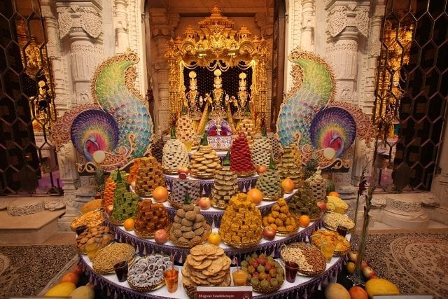How to celebrate Janamashtami - cooking delicacies