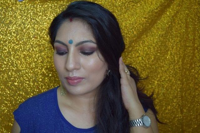 Kaala Chashma Katrina Kaif Inspired Makeup
