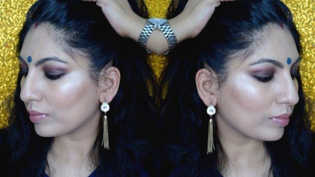 Katrina Kaif Inspired Makeup Kaala Chashma