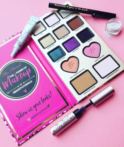 Nikkie Tutorials x Too Faced Collaboration Makeup Collection