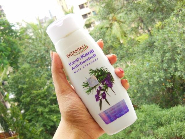 Patanjali Kesh Kanti Anti-Dandruff Shampoo