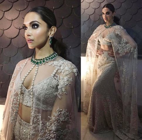Top 10 Makeup Looks at IIFA -Deepika Padukone