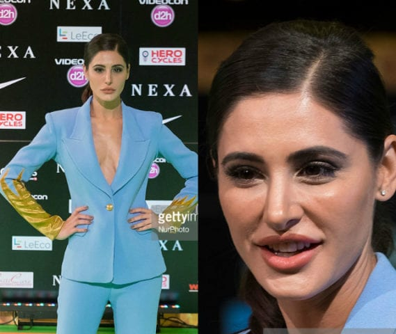 Top 10 Makeup Looks at IIFA -Nargis Fakhri