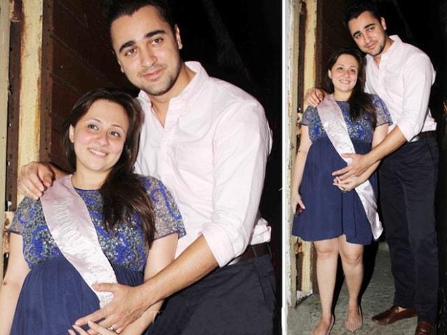 Top 10 Most Stylish Pregnant Bollywood Celebrities - Avantika Malik Pregnancy