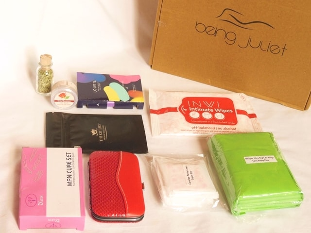 being-juliet-period-subscription-box-september-review