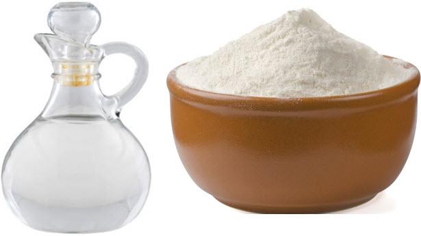 Best Natural Home Remedies to Lighten Dark Underarms - Rice Flour and Vinegar Pack