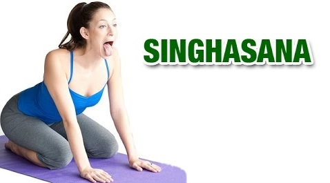 best-yoga-poses-for-pimples-amd-dark-circles-singhasana-jaw-release
