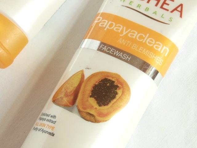 oshea-herbals-papaya-anti-blemish-face-wash-review