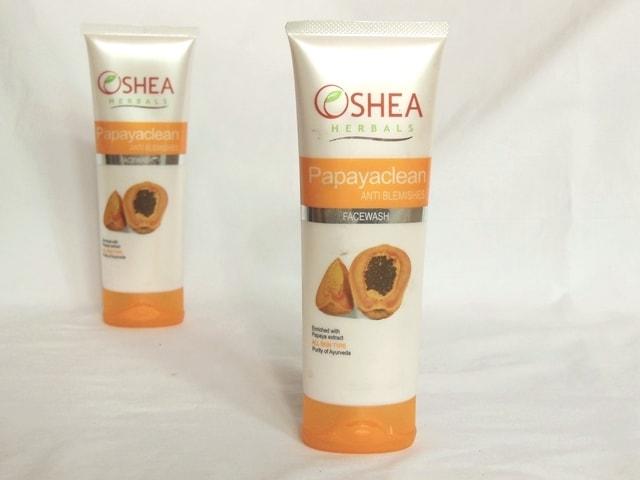 oshea-herbals-papaya-anti-blemish-face-wash