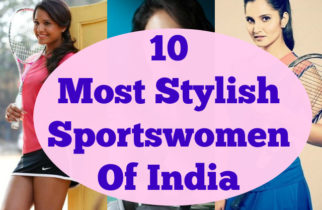 Top 10 Most Stylish Sports women of India