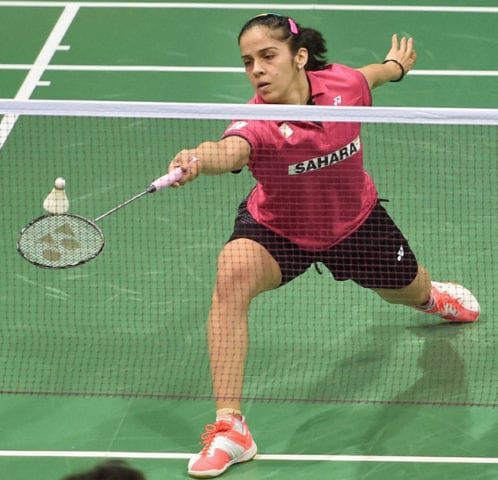 Top 10 Most Stylish Sportswomen of India- Saina Nehwal, Badminton