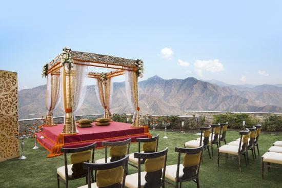 Top 10 Themed Wedding Destinations in India - JW Marriott Mussoorie