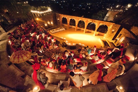 Top 10 Themed Wedding Destinations in India - Nimrana Fort