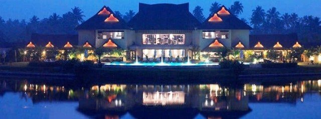 Top 10 Themed Wedding Destinations in India -The Zuri Kumarakom Kerala