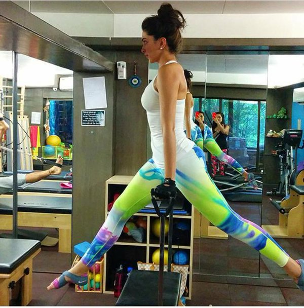 Image result for deepika padukone does Yoga