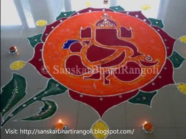 best-ganesha-rangoli-designs-simple-ganesh-rangoli-for-office
