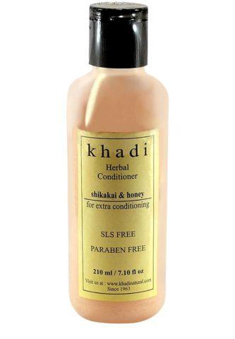 best-paraben-free-conditioners-khadi-naturals-honey-and-shikakai-conditioner