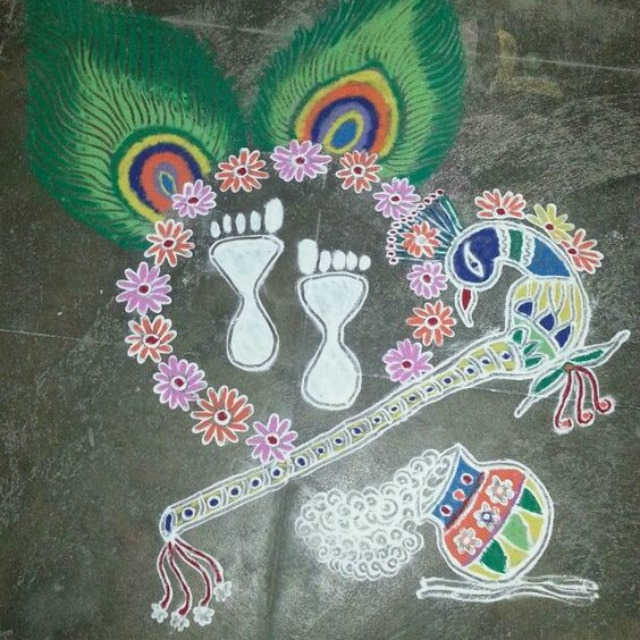 best-rangoli-designs-for-beginners-simple-small-peacock-rangoli-designs-2016