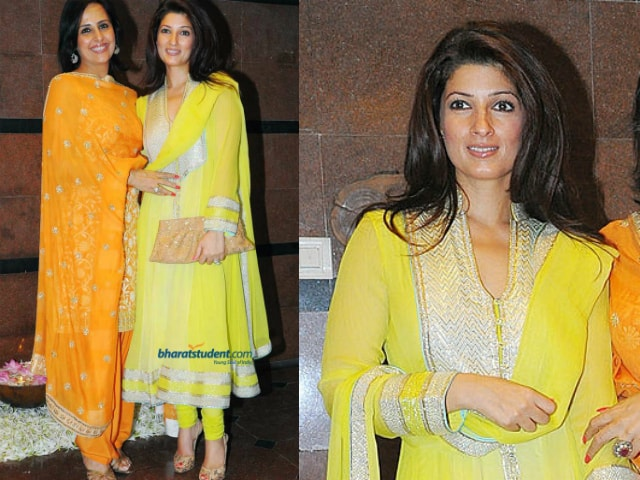 bollywood-celebrities-karwa-chauth-outfit-twinkle-khanna-green-suit-2