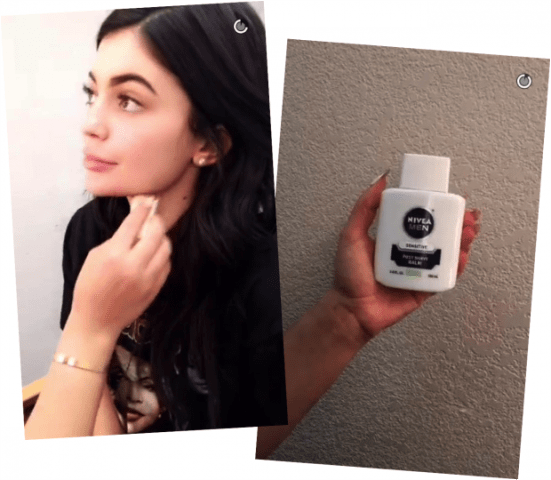 Kylie Jenner Beauty And Fitness Secrets - Balm Primer