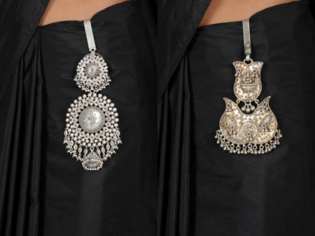 must-have-vintage-jewelry-for-indian-brides-saree-keyring
