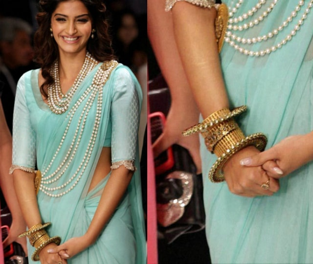 must-have-vintage-jewelry-for-indian-brides-traditional-kada-bangle-sonam-kapoor