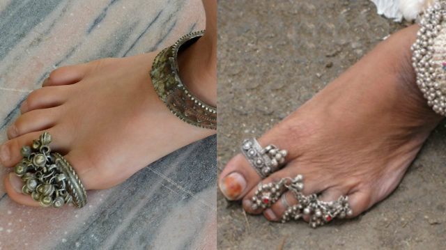 must-have-vintage-jewelry-for-indian-brides-trendy-toe-rings