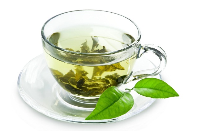 superfoods-to-lose-belly-fat-green-tea