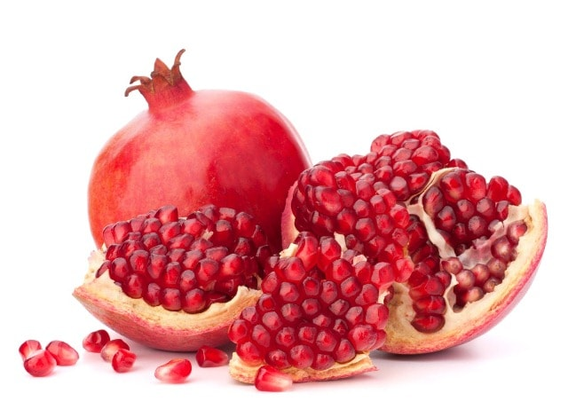 superfoods-to-lose-belly-fat-pomegranate