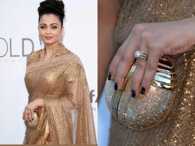 wardrobe-essentials-for-indian-brides-aishwarya-rai-clutch