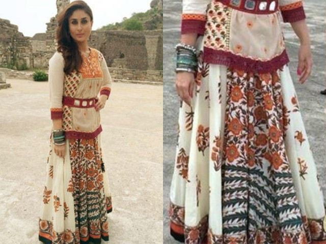 wardrobe-essentials-for-indian-brides-kareena-kapoor-ethnic-skirt